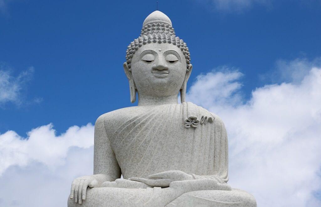 buddha thai islands