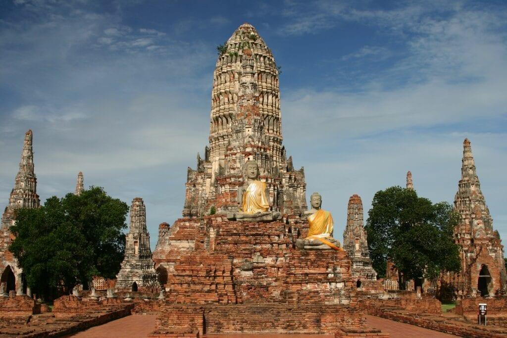 bangkok to ayutthaya