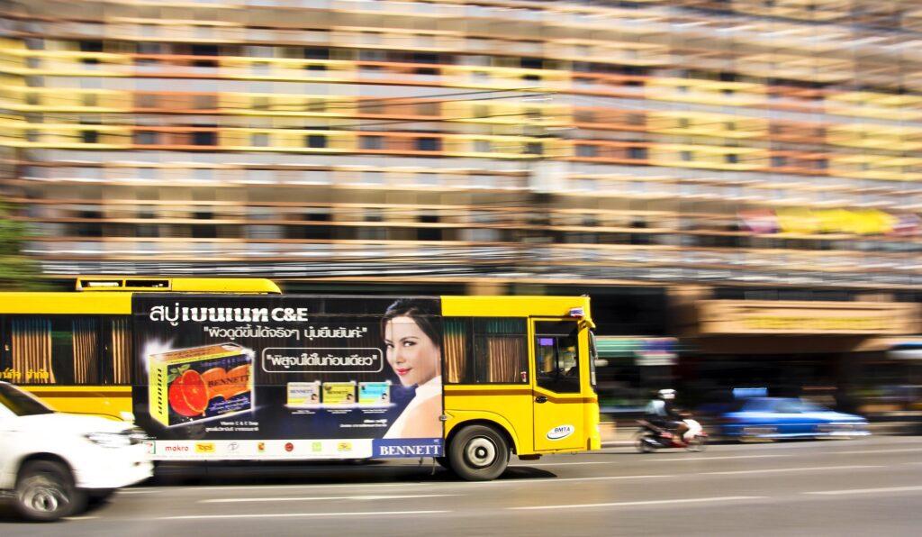 bangkok bus travel