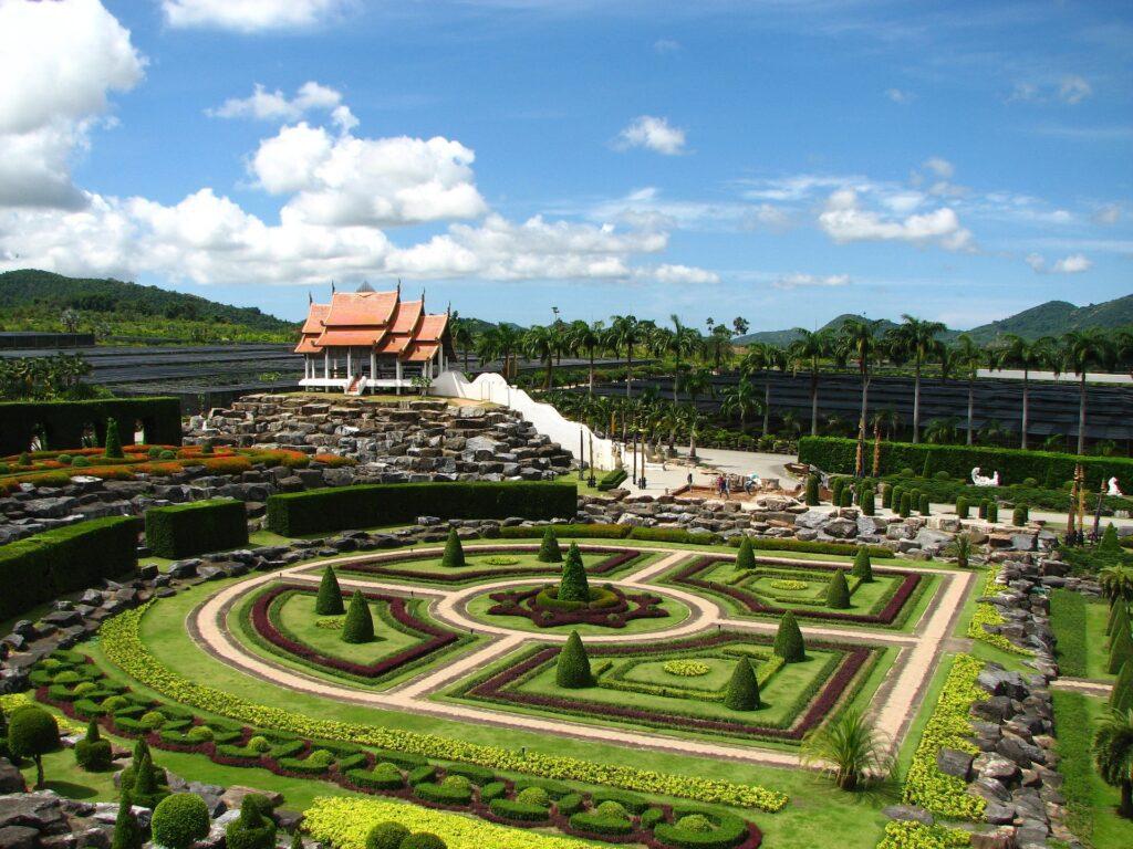 Nong Nooch Tropical Botanical Gardens