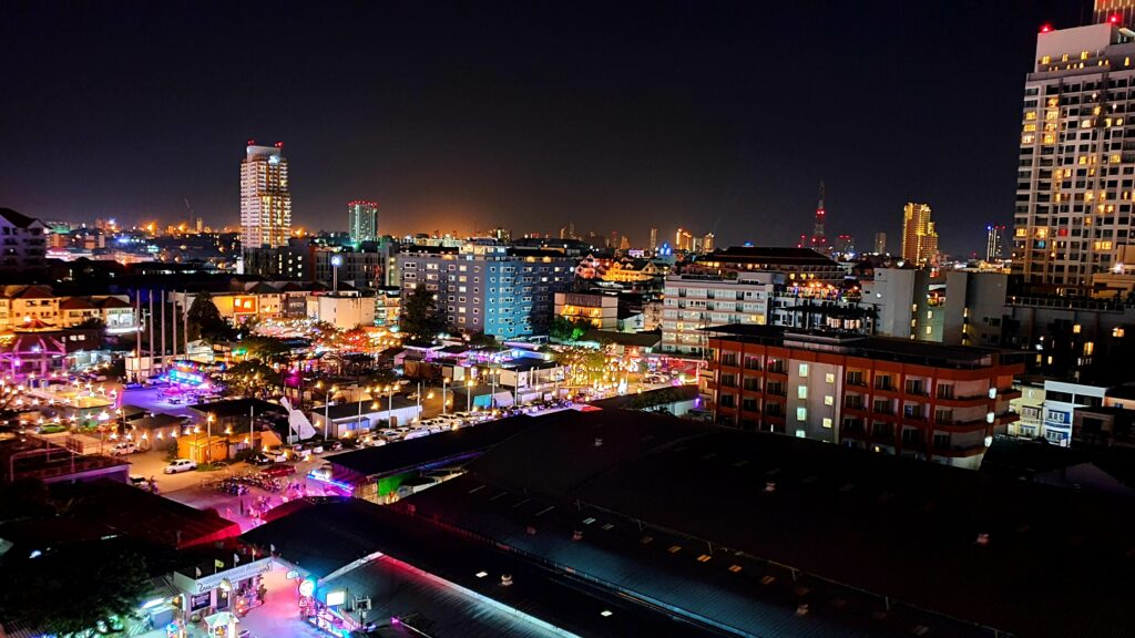 when to go to pattaya