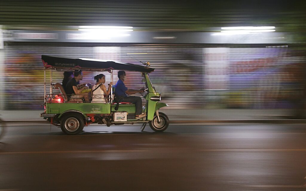 renting scooters in southeast asia